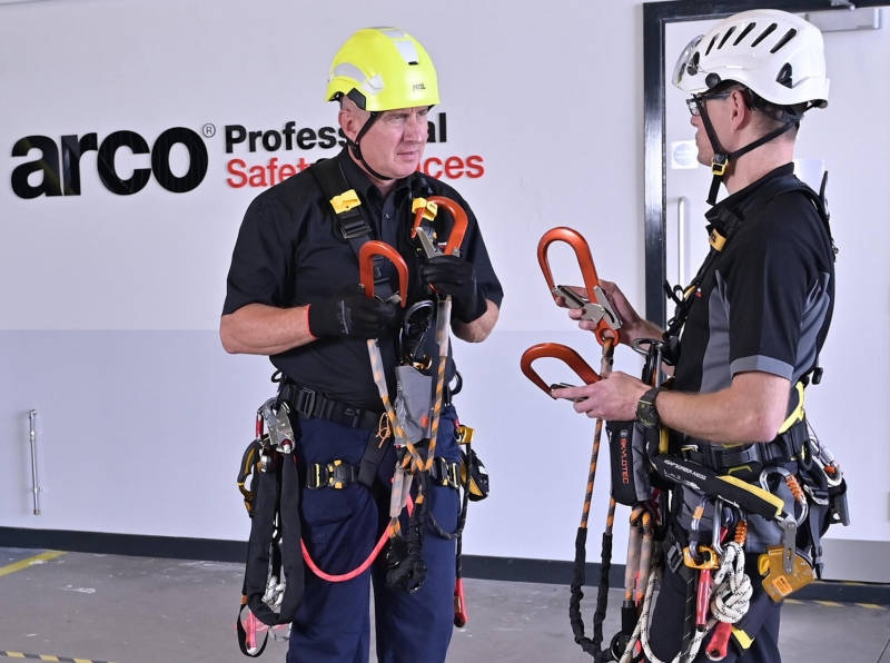 Arco safety training centre