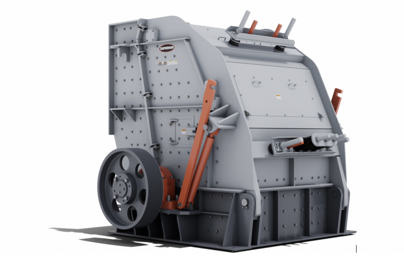 Sentry horizontal shaft impact crusher