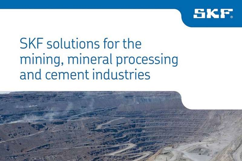 SKF capabilities catalogue