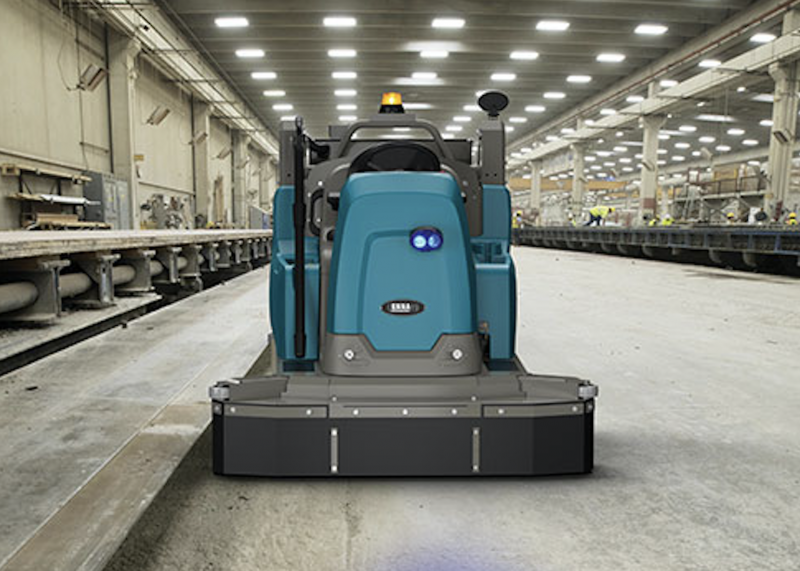 Tennant S16 industrial sweeper