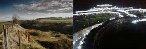 Jackdaw Quarry and The Coldstone Cut