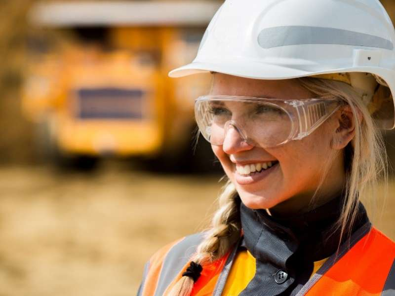 Level 2 Mineral Processing Mobile and Static Plant apprentice success