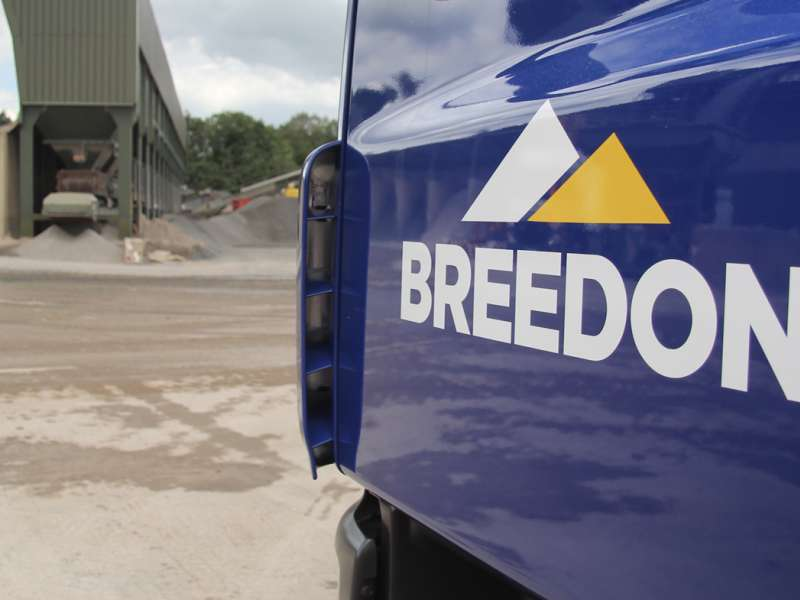 Breedon to temporarily shut down operations