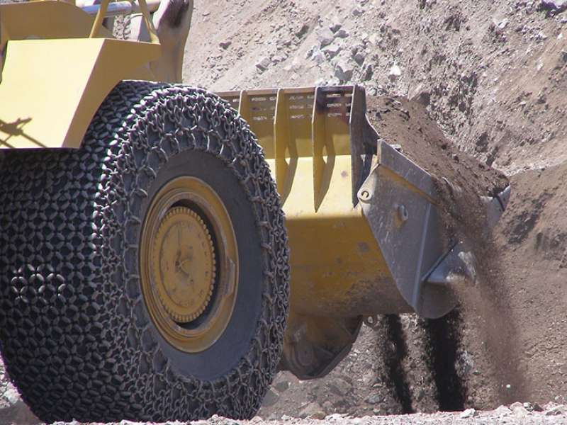 RUD tyre protection chains