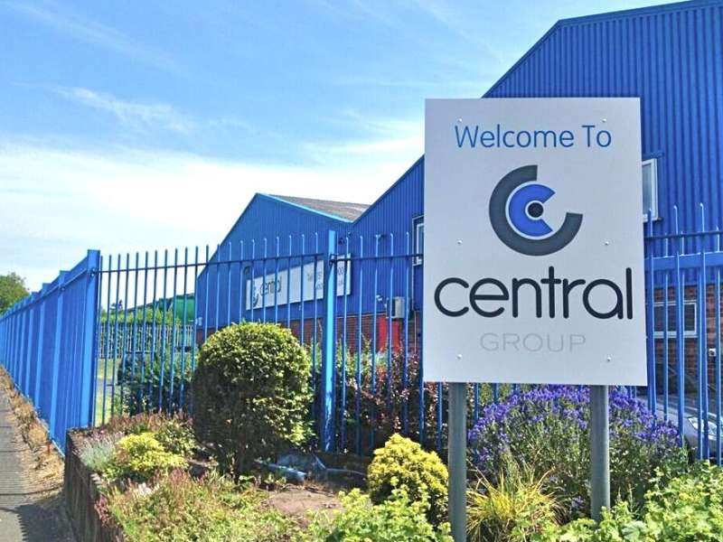 Liverpool-based Central Group have been appointed as suppliers of Siemens LV motors and couplings
