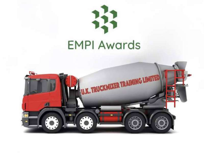 EMPI and UK Truckmixer Training