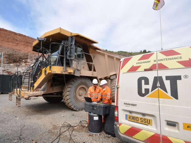 New technology for Midland Quarry Products