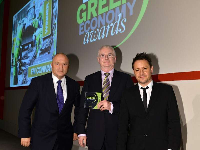 FM Conway win ENDS Rsource Management Award