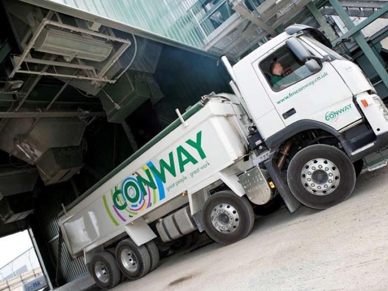 FM Conway secure FORS Gold Award