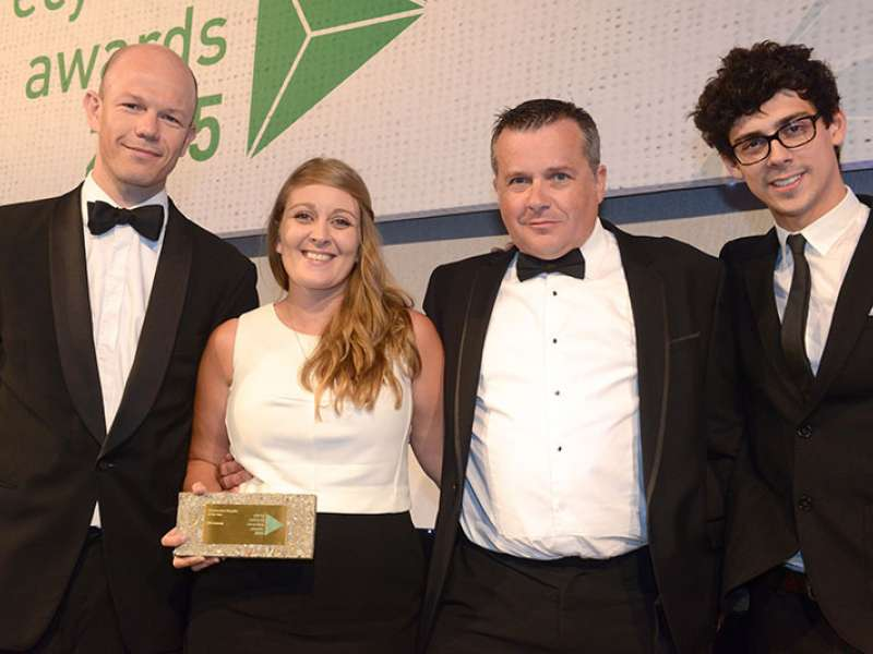 FM Conway named Construction Recycler of the Year
