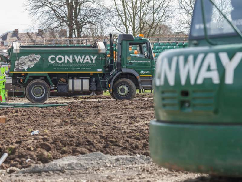 FM Conway secure road-safety certification