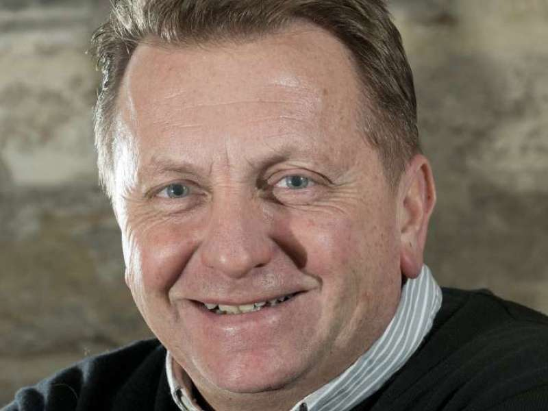 Julian Coulter, new chairman of the Mastic Asphalt Council