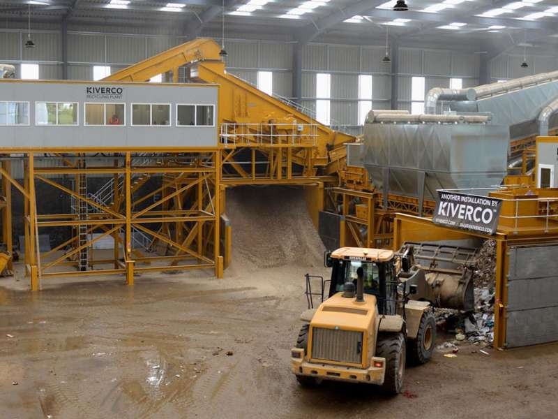 Kiverco and Mick George shortlisted for National Recycling Award
