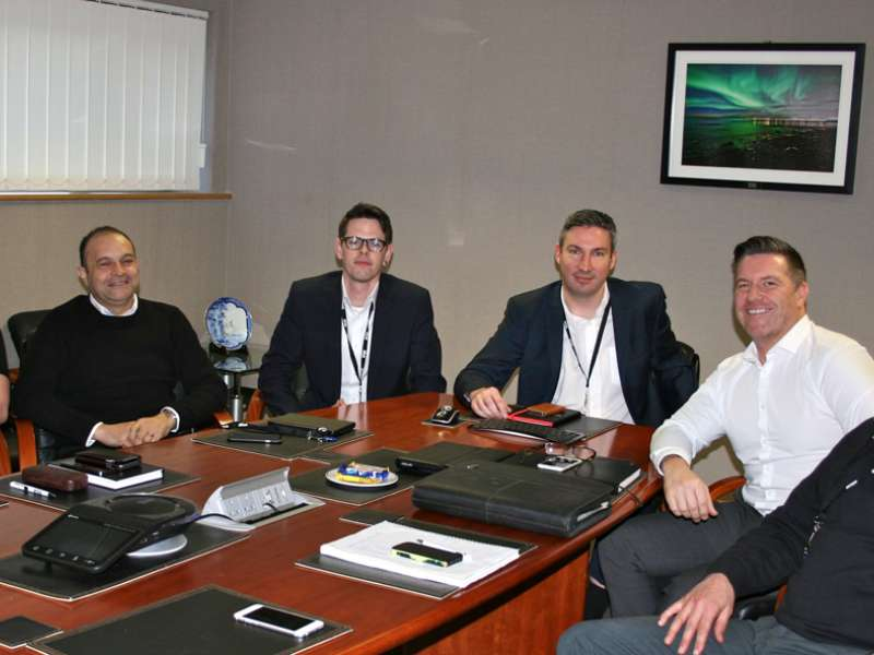 Miller UK strengthen sales team