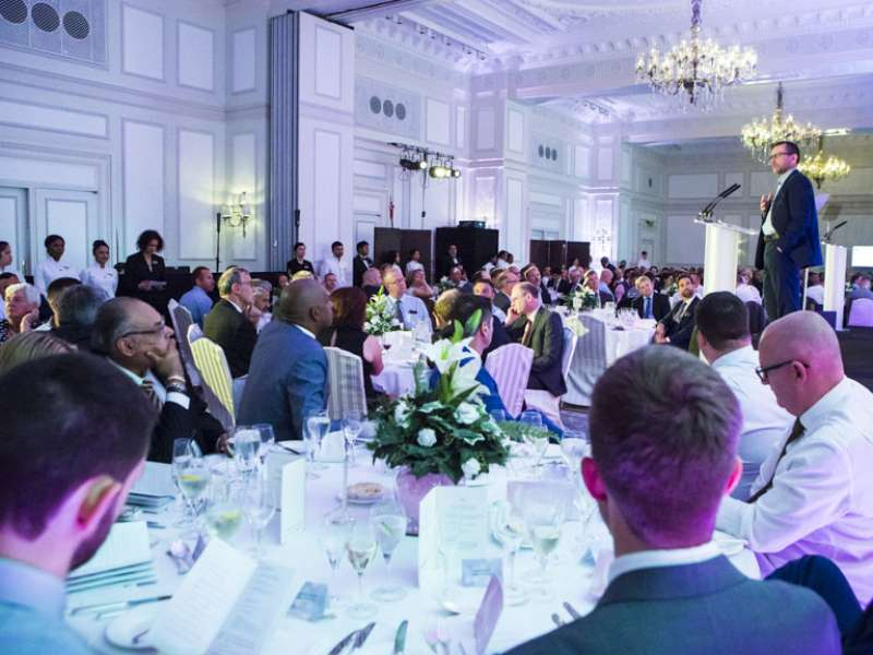 Excellence in Recycling and Waste Management event