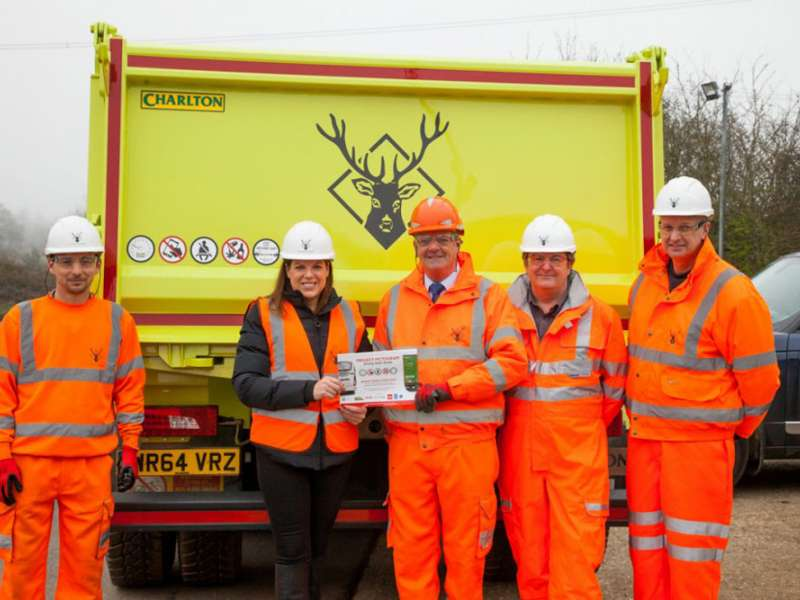Raymond Brown commit to new road safety initiative