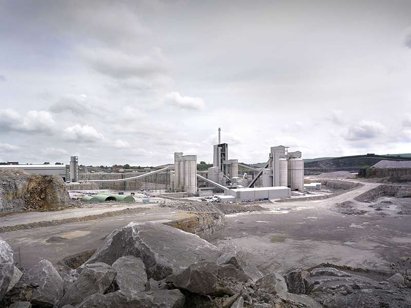 Siemens consultancy support at Tunstead cement works