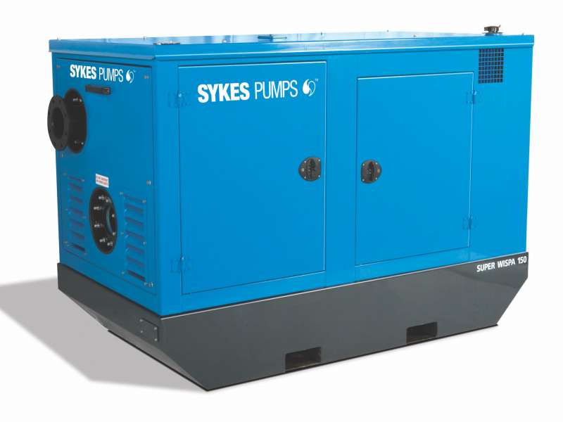 Super Wispaset 150 Eco from Sykes Pumps