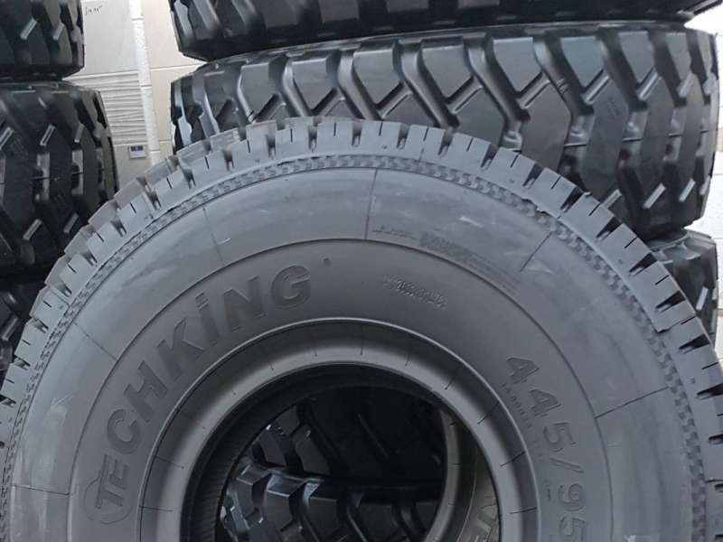 Techking tyres