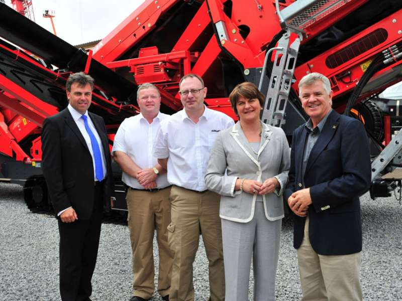 Terex Finlay strengthen position in South Africa