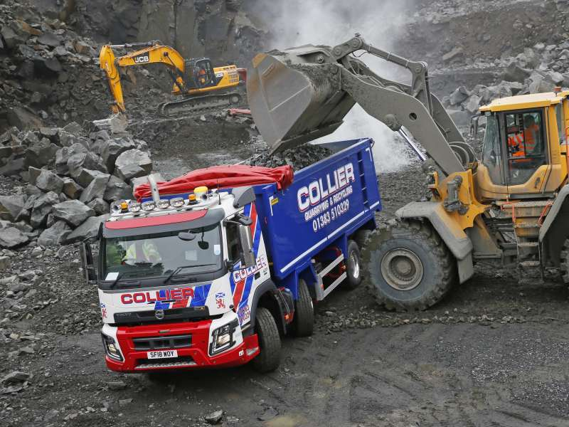 Thompsons Tippers Scotland