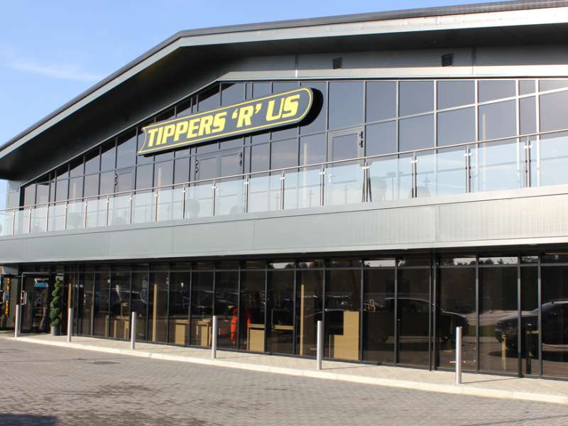 Tippers 'R' Us headquarters