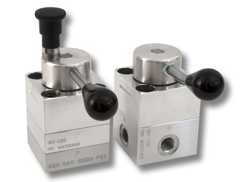 180 series directional control valves