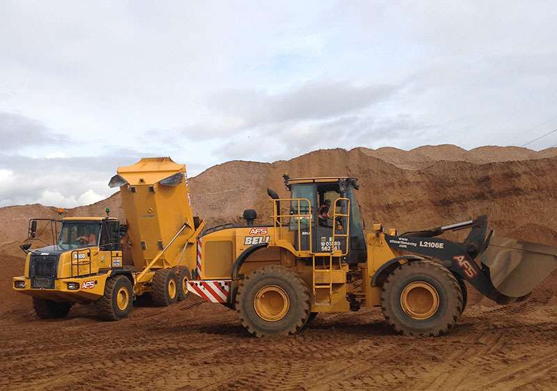 Used Bell equipment