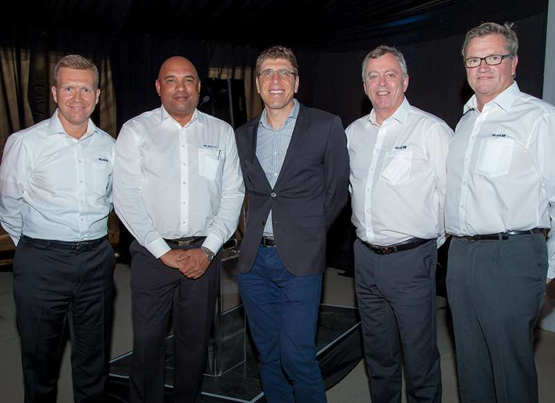 Centlube appointed ExxonMobil distributors in South Africa