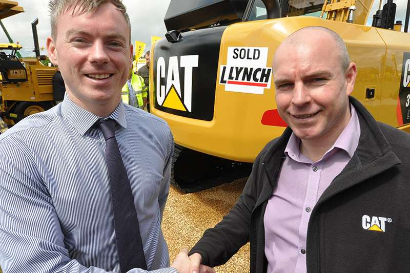 Finning sign deal with L Lynch