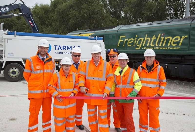 Official opening of the new Garston facility