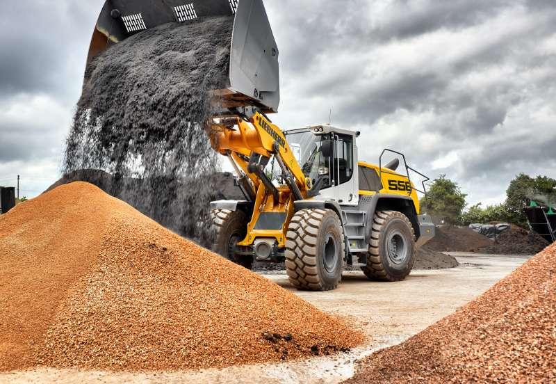 L 556 XPower wheel loader