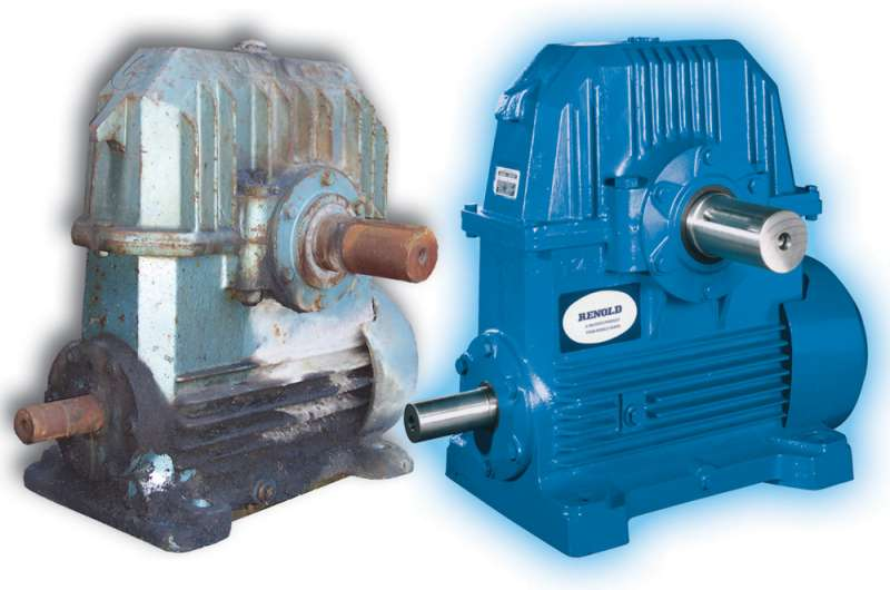 Renold Gears launch Service Exchange Programme