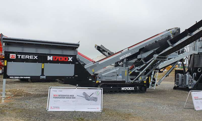 The new TWS MX1700X offers additional standard features and enhanced washing efficiency