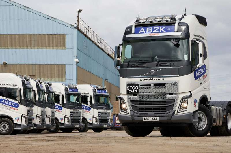 Volvo FH16 750 Globetrotter XL tractor units